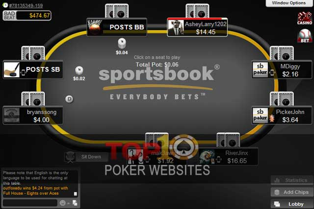 Promo code for sportsbook poker online slot machines real money australia