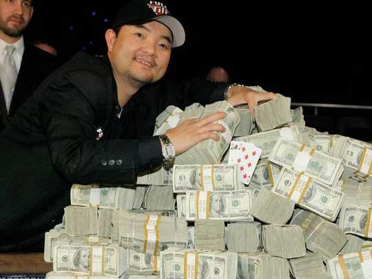 Jerry Yang (2007 WSOP Main Event)