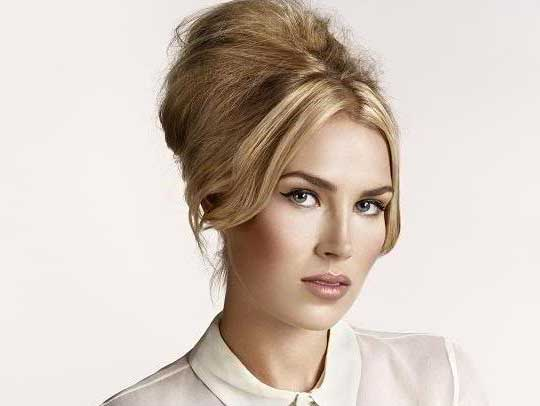 The Beehive Hairstyle