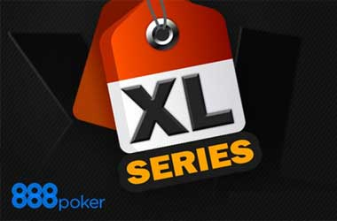 888poker's Super XL Returns with $5 Million in Guarantees