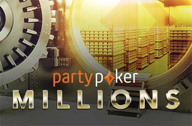 partypoker LIVE MILLIONS UK 2018 To Have Huge GTD Prize Pool