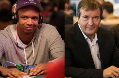 Phil Ivey & David Ulliott Join Poker Hall of Fame