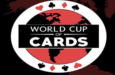 Second Edition Of The World Cup of Cards Kicks Off On August 13