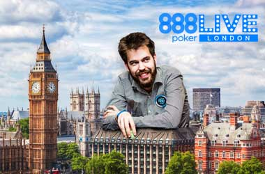 888Live London Festival Will Feature Action Clocks