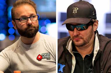 Daniel Negreanu vs. Phil Hellmuth Rematch Set For Next Month