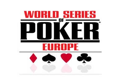 Top Poker Players Head To Europe For WSOPE High Roller Events