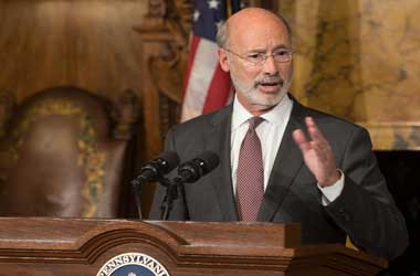 Gov. Tom Wolf Signs iGaming Bill For Pennsylvania