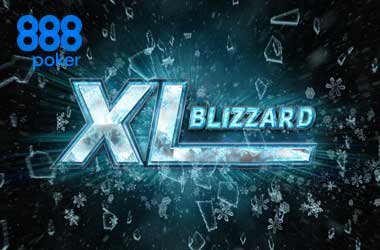 888poker's 2018 XL Blizzard Main Event Will Have $1m Guarantee
