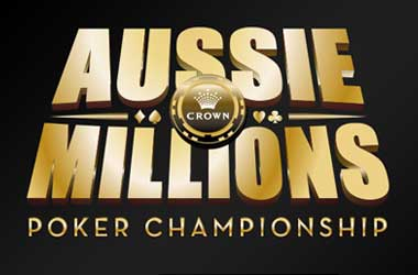 2018 Aussie Millions Will Welcome 400 Satellite Qualifiers
