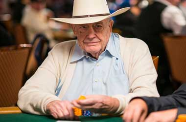 Doyle Brunson Questions Donations for The Late Gavin Smith