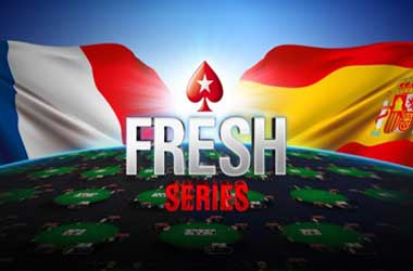 PokerStars Launches FRESH Series For French and Spanish Players