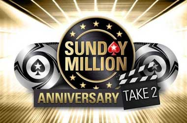PokerStars Sunday Million: Take 2 Sees Record Turnout