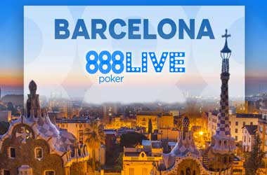 888poker LIVE Barcelona Kicks-Off With Over €1m In GTD Prize Money