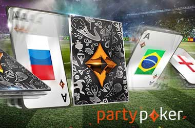 FIFA World Cup-Themed 'Click Card Championship' To Launch At partypoker