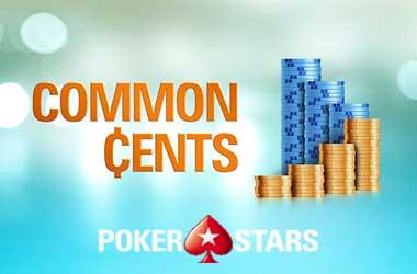 Pokerstars: Common Cents