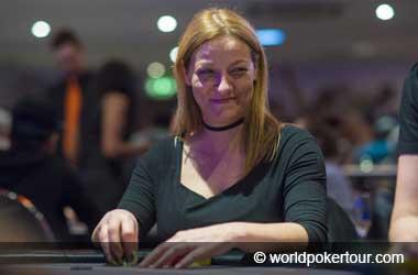 Sylvia Hewitt Wins partypoker's LIVE £250K Deepstack Event
