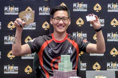 Tsolmon-Erdene Ochir Wins A PSPC Platinum Pass At APPT Manila