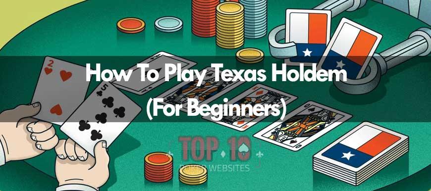 Rules Texas Holdem