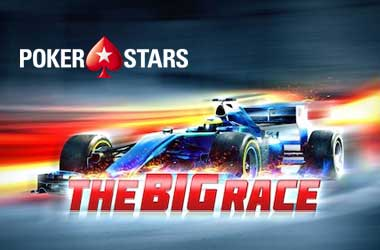 Pokerstars: The Big Race
