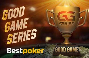 BestPoker Unveils $3.5 Million Good Game Series Schedule