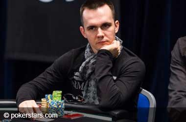 Mikita Badziakouski's Short Deck Poker Winning Streak Continues