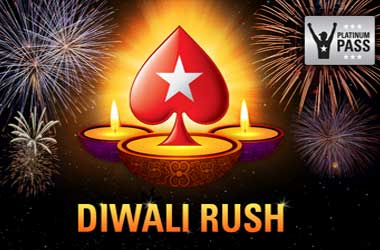 Pokerstars India Offers Platinum Pass Chance With 'Diwali Rush'