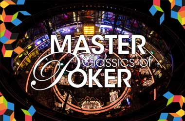 Master Classics of Poker Returns To Amsterdam This Wednesday