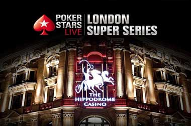 PokerStars London Super Series Kicks Off Today
