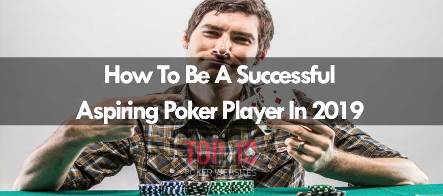 Goals For Aspiring Poker Players In 2019