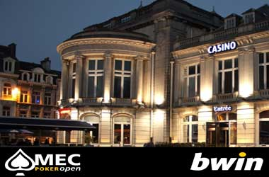MEC Poker Open Signs Sponsorship Deal With bwin