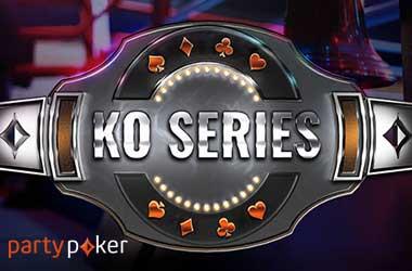 partypoker Puts Up $10m KO Series GTD For June