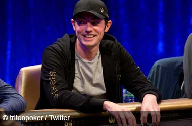 "Triton Poker Reveals Tom ""durrrr"" Dwan As Its Latest  Ambassador"