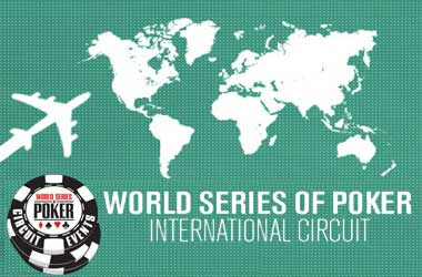 WSOP International Circuit Announces November Stop in Aruba