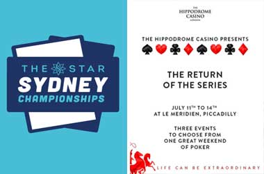Star Sydney Champs & PokerStars London Series Kick-Off Tomorrow