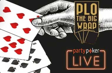 partypoker LIVE: The Big Wrap PLO
