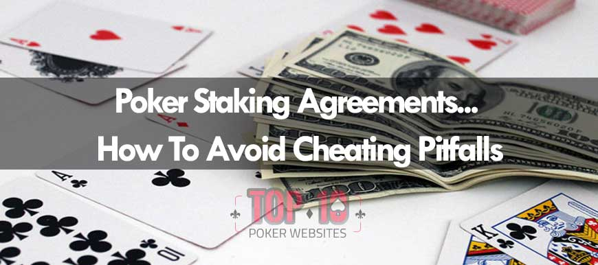 Potential Ways To Mitigate Cheating in Poker Staking Agreements