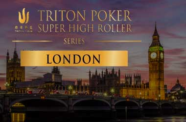 Triton Super High Roller Series: London