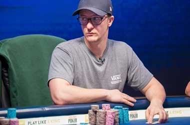 Kahle Burns Claims His Second Bracelet At This Years WSOPE