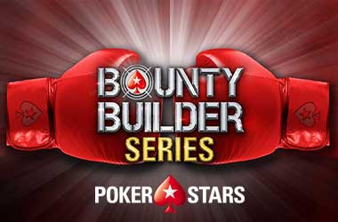 PokerStars Brings Back Bounty Builder Series