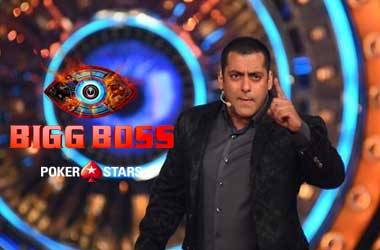"PokerStars India Signs Partnership Deal With ""Bigg Boss"""