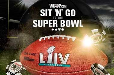 WSOP.com Super Bowl LIV Promotion