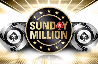 PokerStars Drops Sunday Million Buy-in To Just $54.50 for December 15