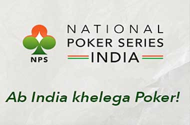 National Poker Series Expected To Be A Trailblazer for Indian Poker
