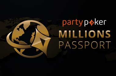 partypoker Rolls Out MILLIONS Passport Flexible Satellite Package