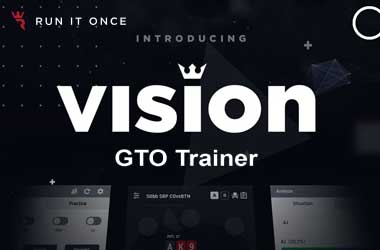 New Vision PLO GTO Trainer Now Available on Run It Once Poker