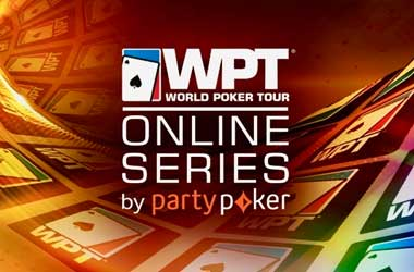 World Poker Tour Partners with partypoker to Present WPT Online Series
