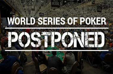 2020 WSOP Can Still Take Place With A Limited List of Events This Fall