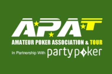 Amateur Poker Association & Tour in partnership with partypoker