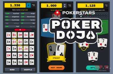 PokerStars Releases New Game App 'Poker Dojo' for UK & US Players