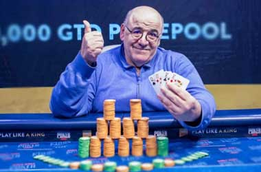 Roger Hairabedian Takes Down €2,500 PLO High Roller at King's Rozvadov